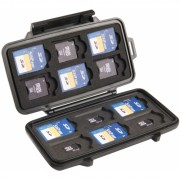 Микрокейс Peli 0915 для карт памяти SD