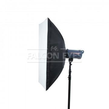 Софтбокс Falcon Eyes Софтбокс FEA-SB 6090 BW для студ.всп.