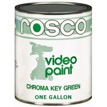 Краска Rosco Chroma Key Green 3,8 литра