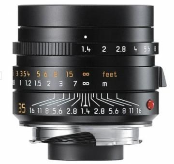 Объектив Leica Summilux-M 35mm f/1.4 ASPH
