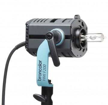 Металло-галогенный осветитель Broncolor HMI F200 42.105.00