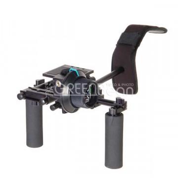 Плечевой упор GreenBean DSLR RIG 03