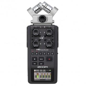 Zoom Ручной рекордер-портастудия H6