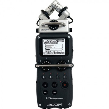 Zoom Ручной рекордер-портастудия Zoom H5