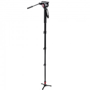 Монопод Manfrotto MVM500A Aluminum Fluid Monopod with 500 head