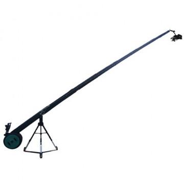 Комплект крана Proaim 22ft Octagonal Crane, HD-STD Stand, 3 Axis Pan Tilt Head, D-33 Dolly (Ultimate Package)