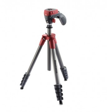 Штатив Manfrotto MKCOMPACTACN-RD