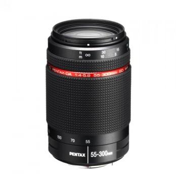 Объектив Pentax HD-DA 55-300mm F4-5.8ED WR