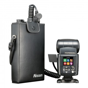 Nissin Внешний бат.блок PS300 для вспышек Nikon(для Nissin Di866N,Nikon SB900/SB800/SB80DX/SB28DX)