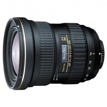 Объектив Tokina AT-X 14-20 F2.0 PRO DX N/AF для Nikon