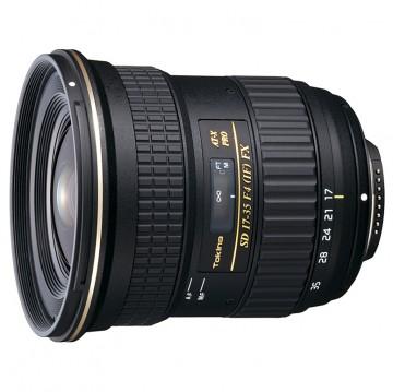 Объектив Tokina AT-X 17-35 PRO FX  F4.0 C/AF для Canon