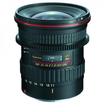 Объектив Tokina AT-X 116 F2.8 PRO DX V N/AF (11-16mm) для Nikon