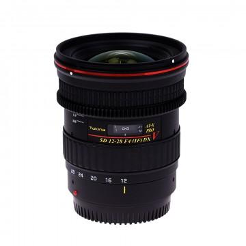 Объектив Tokina AT-X 128 F4 PRO DX V C/AF (12-28mm) для Canon