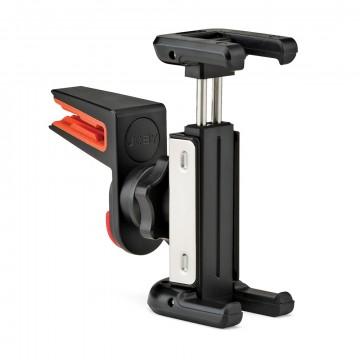 Joby GripTight Auto Vent Clip - авто- держатель вентклип для смартфонов Ш 54-72мм