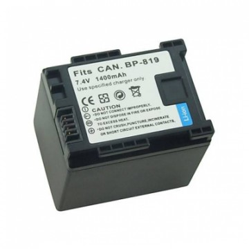 Fujimi BP-819 (fully decoded) аккумулятор (аналог Canon BP-819)