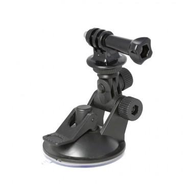 Fujimi GP SC-004 Крепление с присоской для экшн-камер с адаптером GoPro