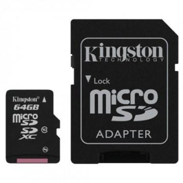 Kingston SDXC 64 Gb Class 10