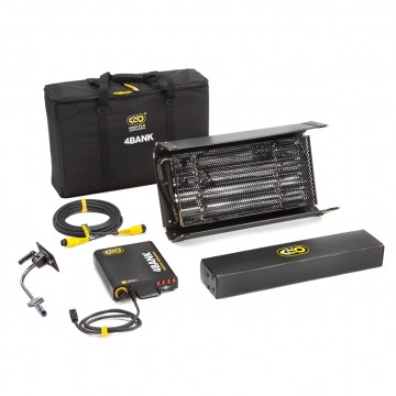 Комплект Kinoflo 2ft 4Bank Kit (1-Unit) w/ Soft Case, Univ 230U KIT-244B-230U