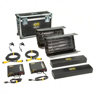 Комплект Kinoflo Interview DMX Kit (2-Unit), Univ 230U KIT-2NT-X230U