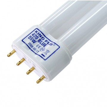 Люминесцентная лампа Kinoflo 55W Kino 420 Blue Compact 55C-K10