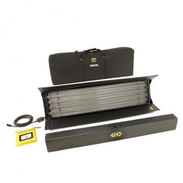 Комплект Kinoflo Tegra 4Bank DMX Kit w/ Soft Case, Univ 230U KIT-T450B-230U