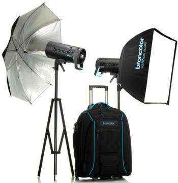 Комплект Broncolor  Siros 400 L Outdoor Kit 2 31.750.ХХ