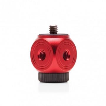 Joby Hub Adapter адаптер для 6 аксессуаров (красный)
