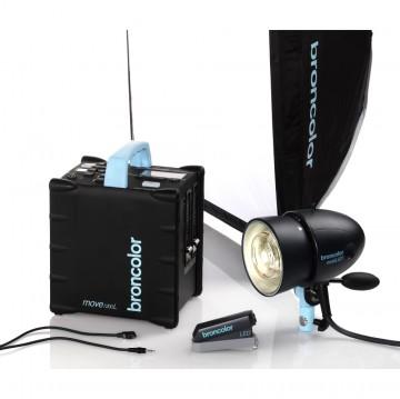 Комплект Broncolor Move 1200L Outdoor kit 1 31.026.XX