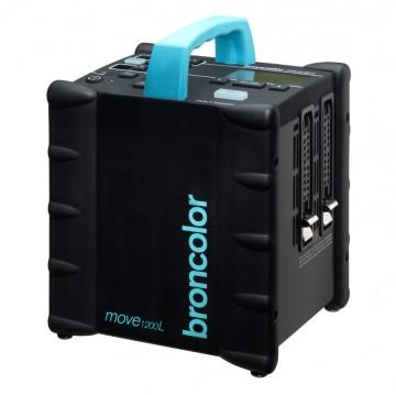 Аккумуляторный генератор Broncolor Move 1200 L 31.016.XX
