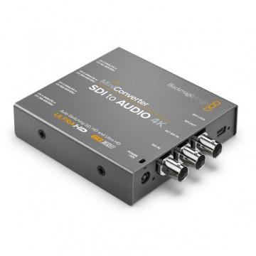 Blackmagic MINI CONVERTER - SDI TO AUDIO 4K CONVMCAUDS4K