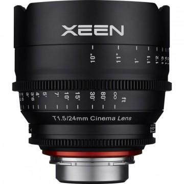 Объектив Samyang Xeen 24mm T1.5 Pro Cine Lens Canon EF
