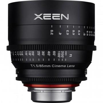 Объектив Samyang Xeen 85mm T1.5 Pro Cine Lens Canon EF