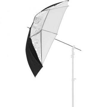 Зонт Lastolite LU3237F белый просвет/отражение и серебро 78 см