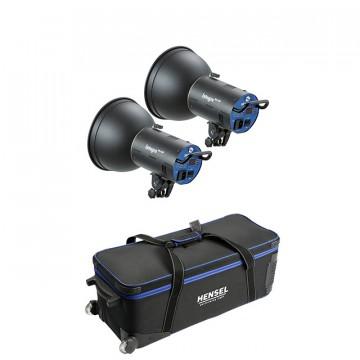 Комплект с двумя моноблоками Hensel Integra Mini 300 Kit (2шт. + сумка) 8370P4201