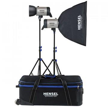 Комплект с двумя моноблоками Hensel Integra Plus Kit 2 8815FMPK2