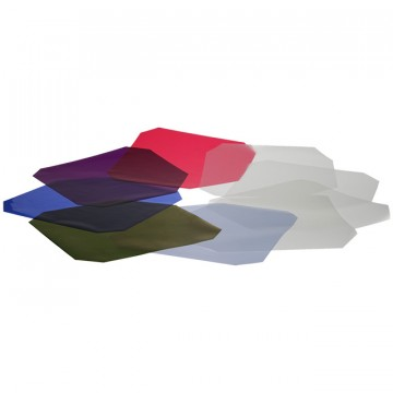 Hensel Color and Diffusion Filter Set for 7