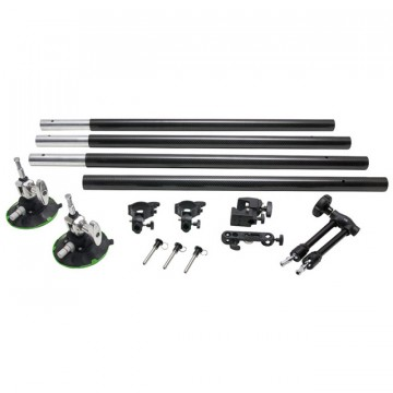 Автогрип Kupo KSC-400K Car Rig Shot Kit Included. Комплект держателей