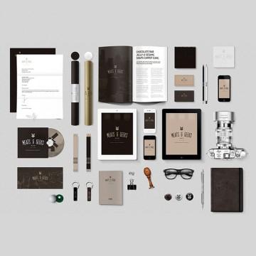 PhotoProCenter Создание фирменного стиля