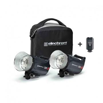 Комплект с двумя моноблоками Elinchrom ELC Pro HD 1000/1000 To Go 20679.2