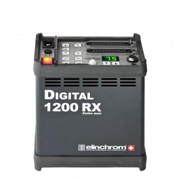 Генератор Elinchrom Digital 1200 RX 10256