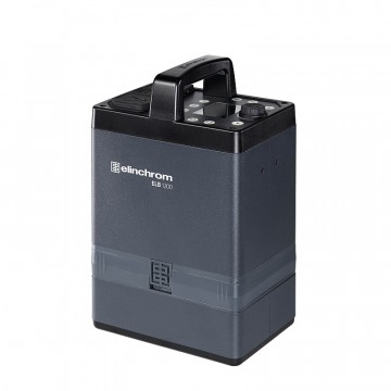 Аккумуляторный генератор Elinchrom ELB 1200 w/battery 10289.1
