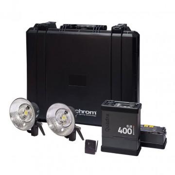 Комплект Elinchrom ELB 400 Two Pro Heads To Go 10415.1