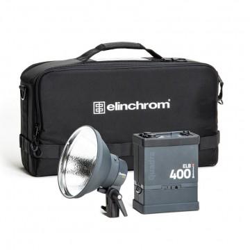 Комплект Elinchrom ELB 400 Hi-Sync To Go 10418.1