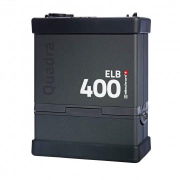 Аккумуляторный генератор Elinchrom ELB 400 Quadra 10279.1