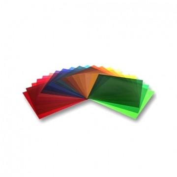 Elinchrom Комплект цветных фильтров 20шт. 26256
