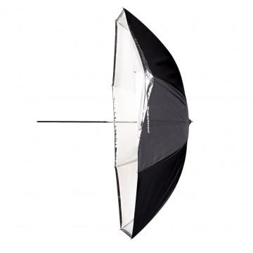 Зонт Elinchrom Комбинированный 105 см. Белый/просвет. 26359