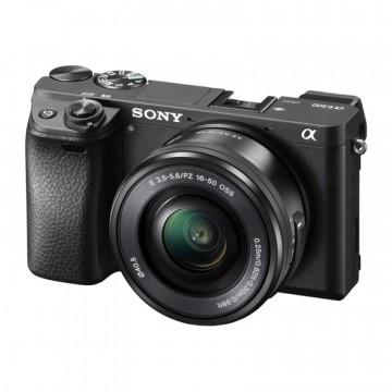 Фотокамера Sony a6300 Kit 16-50