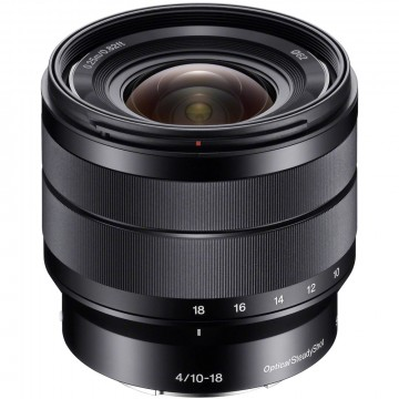 Объектив Sony E 10-18 мм F4 OSS