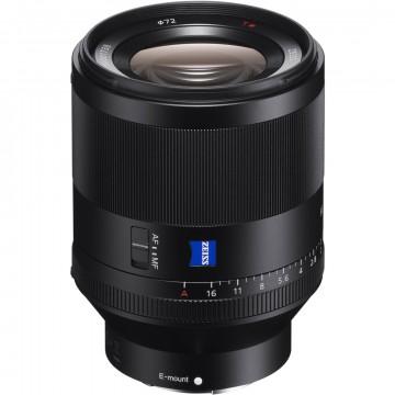 Объектив Sony Planar T* FE50 мм F1.4 ZA