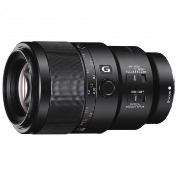 Объектив Sony FE 90 мм F2.8 Macro OSS